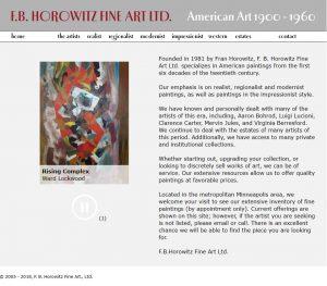 F.B. Horowitz Fine Art