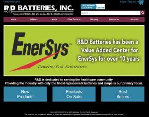 R&D Batteries
